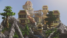 Heatvale Minecraft Map & Project