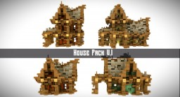 House Pack V1 | Medieval Minecraft Map & Project