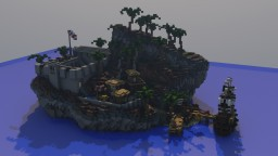 Cape Lookout - A Tropical Island (Plot) Minecraft Map & Project