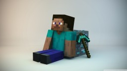Steve Strives Minecraft Blog Post