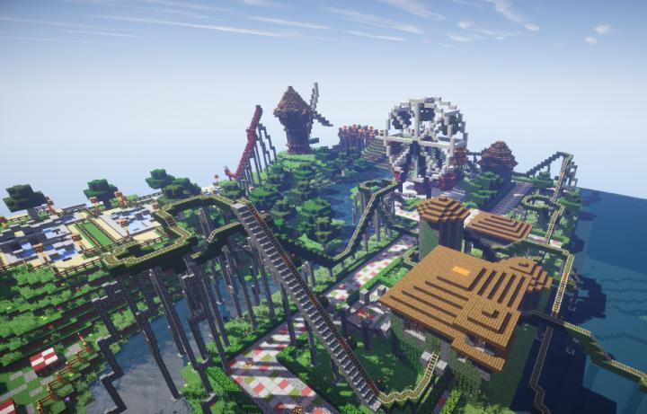SFT Theme Park