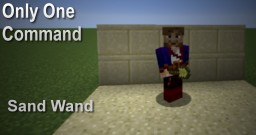 Sand Wand Minecraft