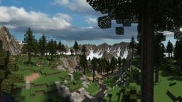 Frozen River Coast Minecraft Map & Project