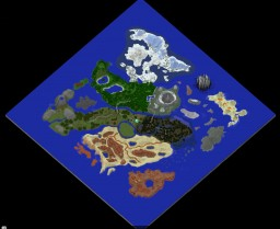 Custom RPG Map Landscaping  (Nazgarth RPG Map) (Download Added!) Minecraft Map & Project