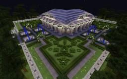 SnitzelVille Market Minecraft Map & Project