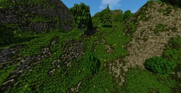 Alinale - 4k Custom Terrain! #WeAreConquest Minecraft