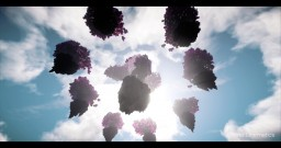 """""""Cherry SkyWars Map"""" - 4K Minecraft Cinematic Extreme Graphics Minecraft Map & Project"""
