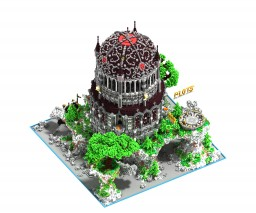 Holnfirth Keep (151*151 plot spawn) Minecraft Map & Project