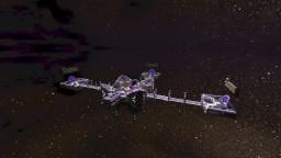 Futuristic Space Hub Minecraft Map & Project