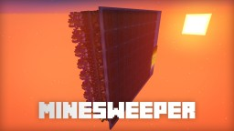 MineSweeper Minecraft Project