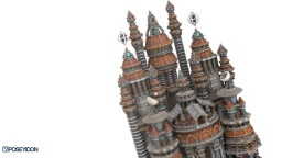 Mystic Structure Minecraft Map & Project