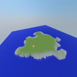 Turtle Island Minecraft Map & Project