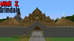 Grimale Minecraft Map & Project