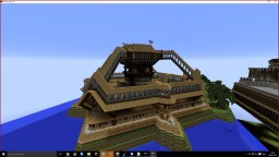 Fantasy/Medieval-ish Build Minecraft Project
