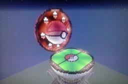 pokeball PvP? Minecraft Map & Project