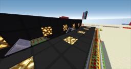 Minecart 1.9 Subway/Train Station Minecraft Map & Project