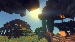 Server spawn (survival) Minecraft