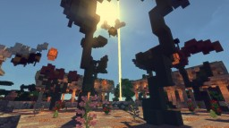 Fantasy theme Survival Minecraft Map & Project