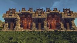 Small medieval bridge Minecraft Map & Project