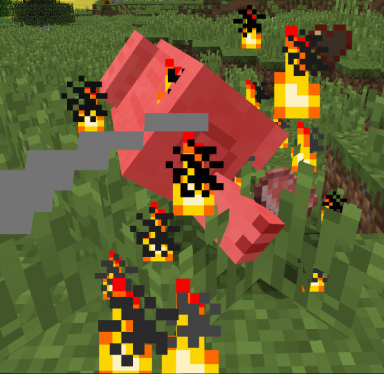 Minecraft Particle Effects – A Murti Schofield