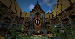 ➤ Faction Spawn (Magic) | Download ! Minecraft Map & Project