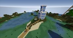 Island Paradise CFEW Minecraft Map & Project