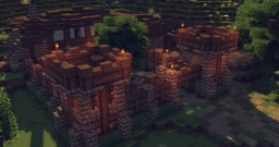 Mityr Barracks and Stables Minecraft Map & Project