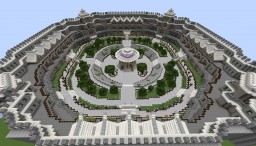 castle hub/lobby Minecraft Map & Project