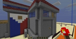 (UPGAREDE)LEOMAR REDSTONE HOUSE Minecraft Map & Project
