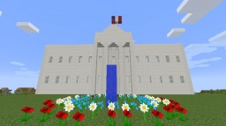 The White House Minecraft Map & Project