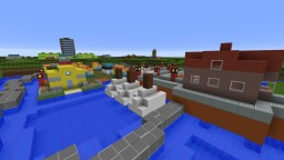 Pokemon HGSS Gen IV Kanto (and half of Johto) 1:1 Minecraft Map & Project