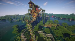 BOO the Witches house Minecraft Map & Project