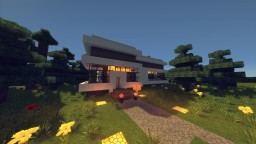 Modern House 1 [1.9.x] Minecraft Project