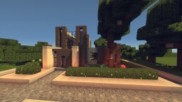 Modern House 3 [1.9.x] Minecraft Map & Project