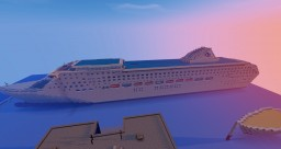 Dawn Princess Minecraft Map & Project