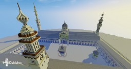 Umayyad Mosque Minecraft Project