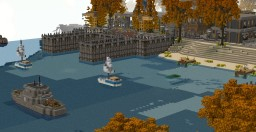 Hunger Games - District 4 Minecraft Map & Project