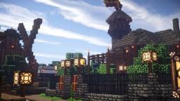 Raykwell Village Minecraft Project