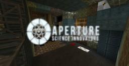 Aperture: Underground Minecraft Texture Pack