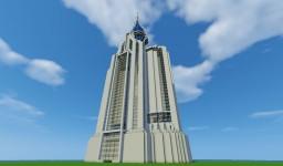 Futuristic Building #2 Minecraft Map & Project