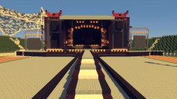 ACDC Live at München 2001 Minecraft Map & Project