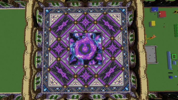 Floor designs minecraft project for Minecraft floor designs