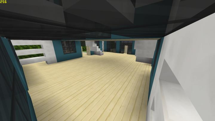 Maison Moderne 02 Minecraft Project
