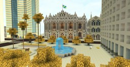 Californian National Opera House Minecraft Map & Project