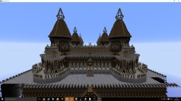 Medieval fortress Minecraft
