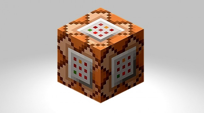 Minecraft command for lucky and unlucky potion Minecraft Project