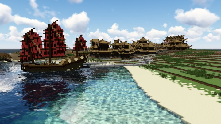 Asiatic island