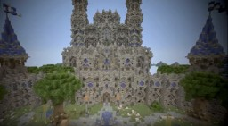 Island of Balmora Hunger Games Minecraft Map & Project