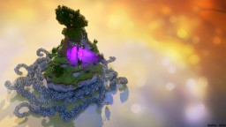 Magic Above The Clouds Minecraft Map & Project