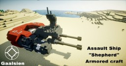 "Gaalsien  Assault Ship ""Shepherd"" 